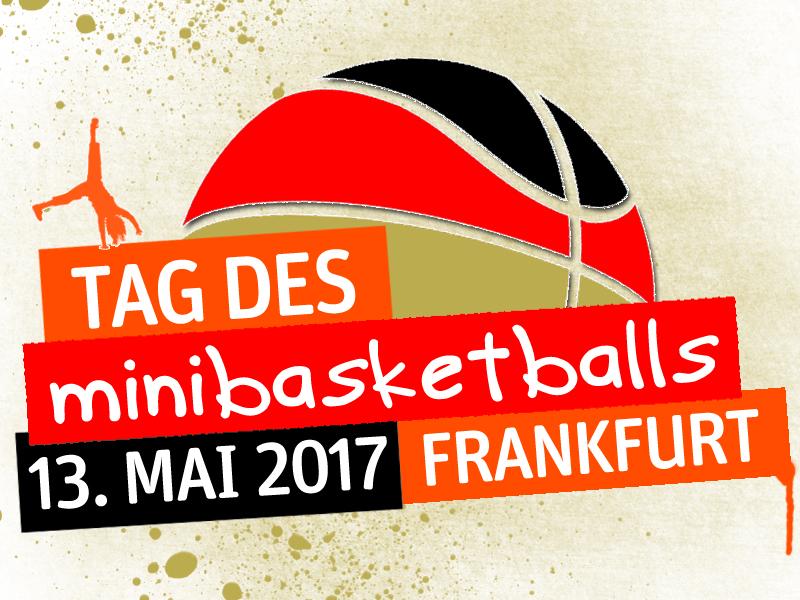 Logo Tag des Minibasketballs 2017