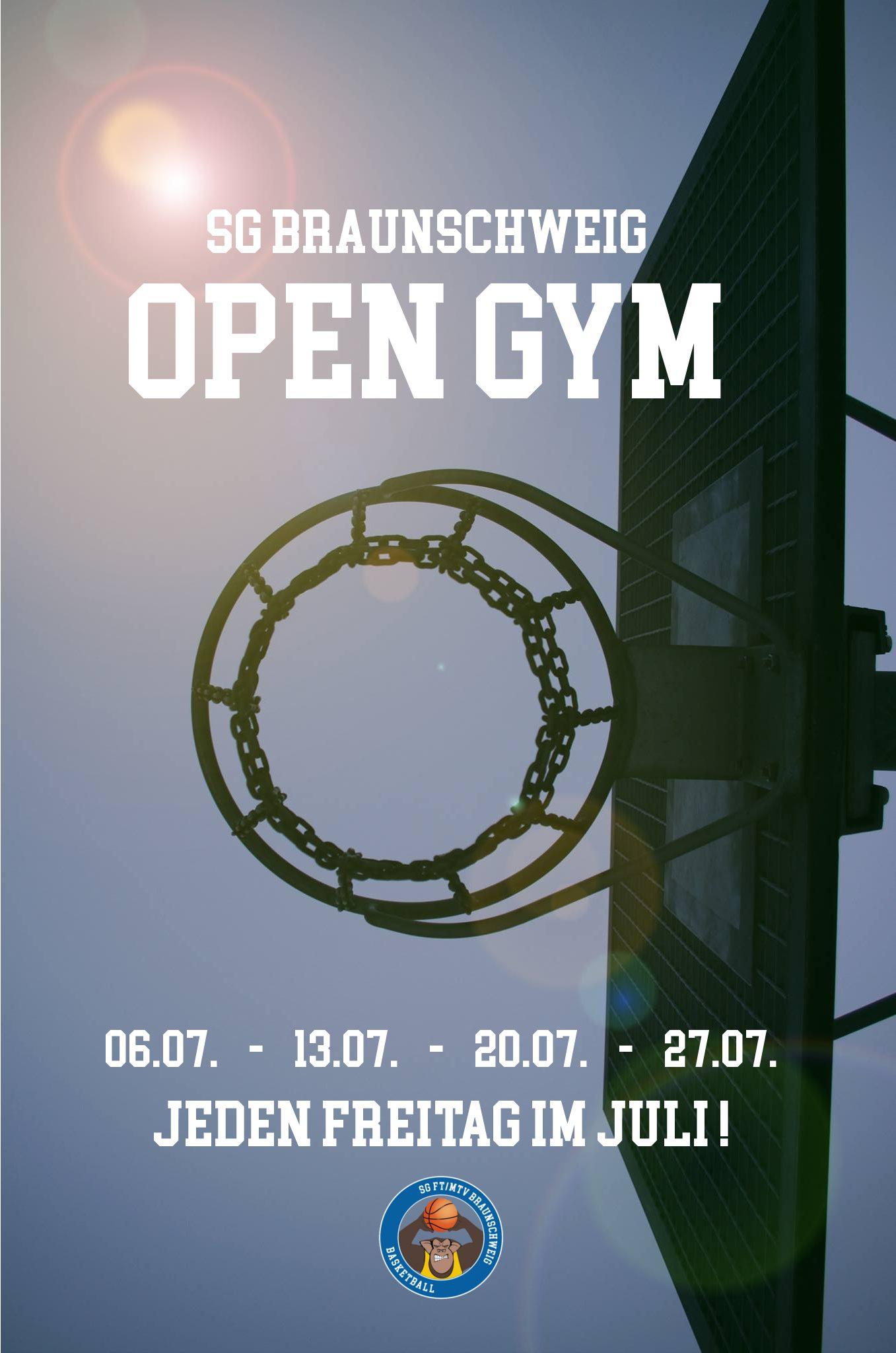 SG Braunschweig Open Gym 2018