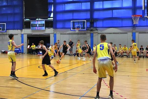 Basketball JBBL Qualifikation